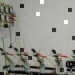 Laboratório de ensaios elétricos